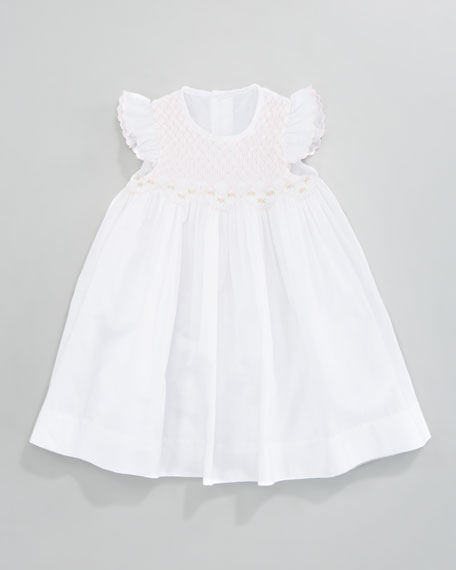 Brianna Smocked Dress