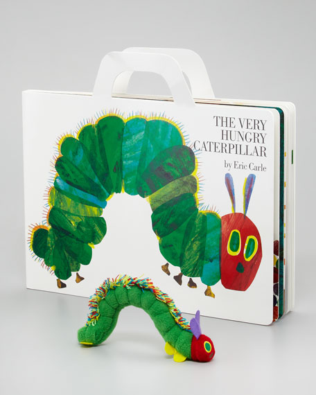 """Hungry Caterpillar"" Large Story Book"