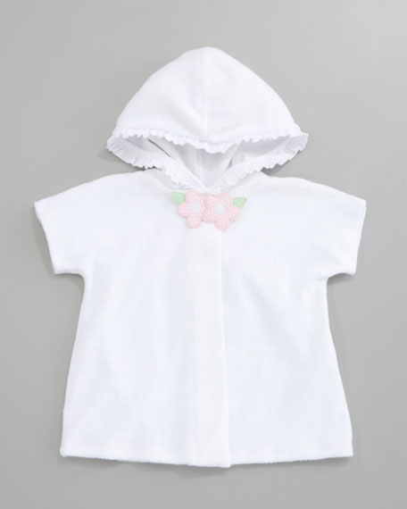Tickled Pink Terry Coverup, Sizes 3-6 Months