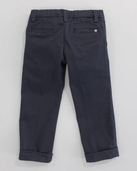 Twill Dress Pants