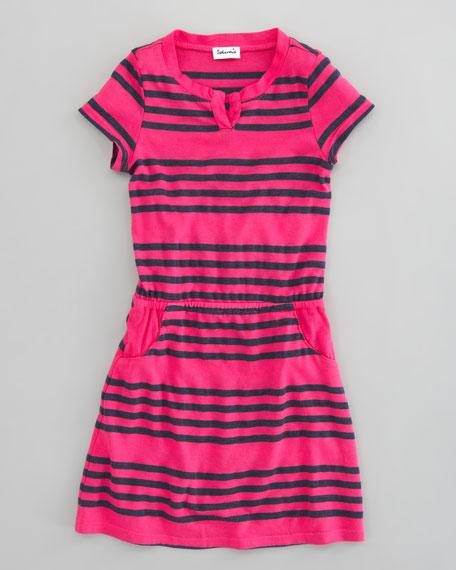 Capri Striped Dress, Sizes 2T-3T