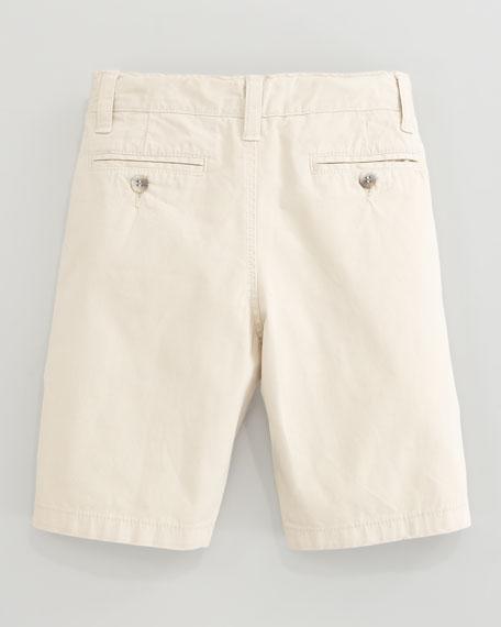 Lightweight Twill Shorts