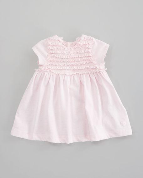 Lamutine Jersey Dress and Bloomers Set