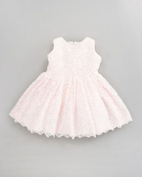 Lace Cupcake Dress, Sizes 4-6X