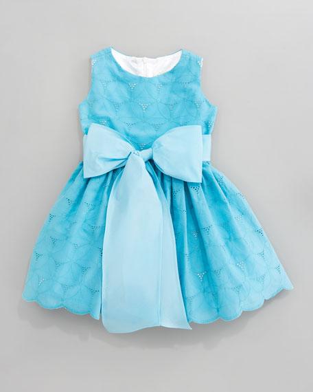 Eyelet Cupcake Dress, Sizes 4-6X
