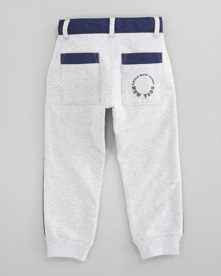 Jogging Pants, Sizes 6A-10A
