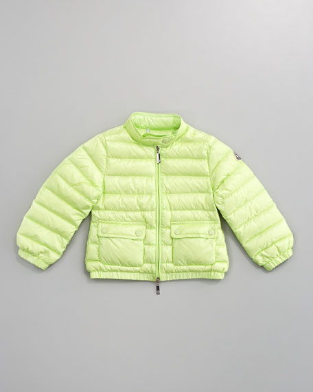 Lans Long Season Packable Jacket, Sizes 8-10