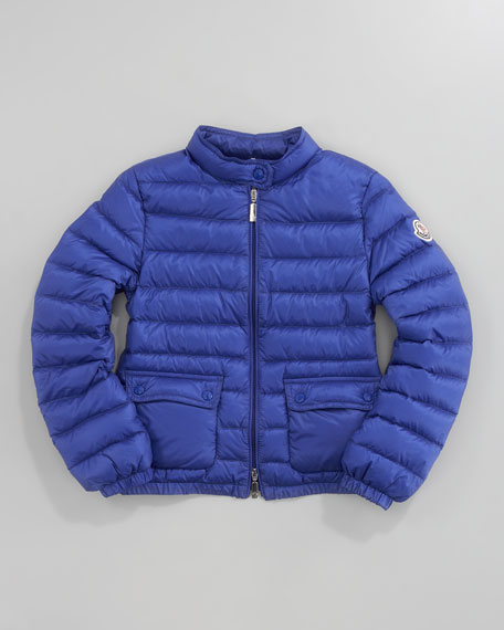 Lans Long Season Packable Jacket, Size 4-6