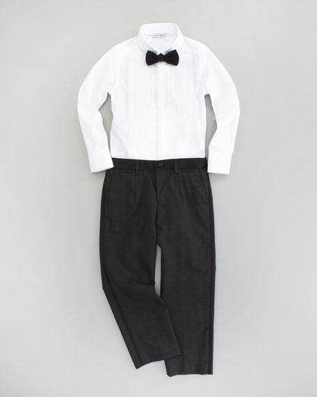 Tuxedo Shirt, Sizes 8-10