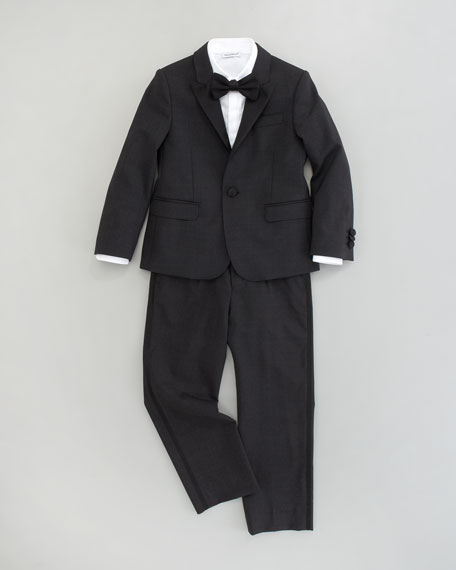 Tuxedo Jacket, Sizes 4-6