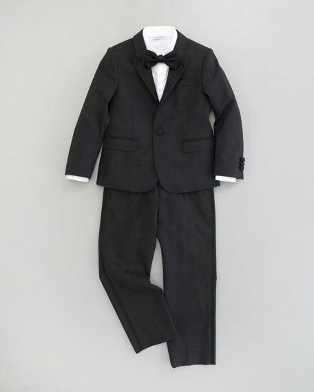 Tuxedo Jacket, Sizes 8-10