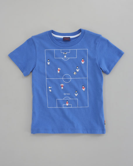 Sport Field T-Shirt, Sizes 2-6