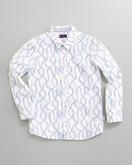 Dayton Slim-Fit Shirt, Sizes 8-10