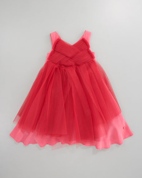 Tulle Dress, Sizes 5-8