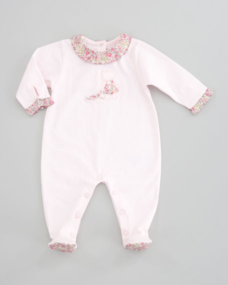 Tinuit Jersey Footed Playsuit