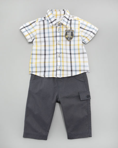 Theoreme Cotton Pants