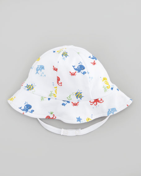 Oceans Alive Sun Hat