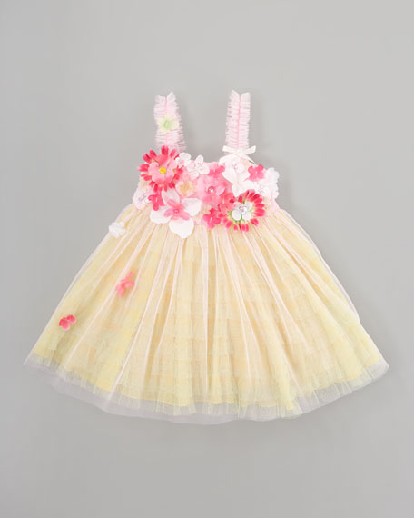 Garden Princess Tulle Dress