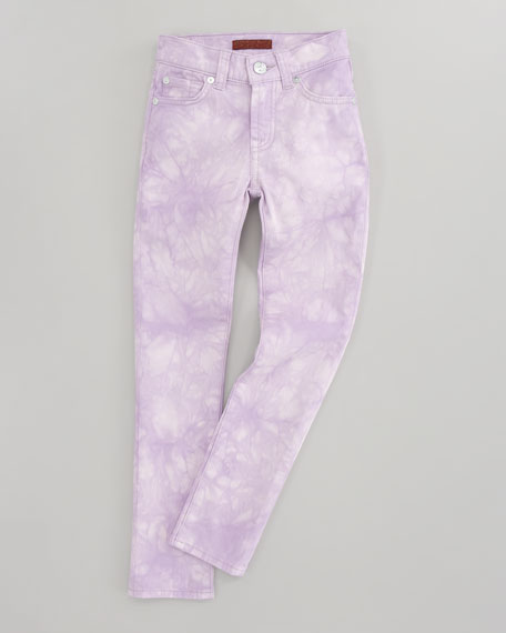 The Skinny Lavendula Jeans, Sizes 4-6X