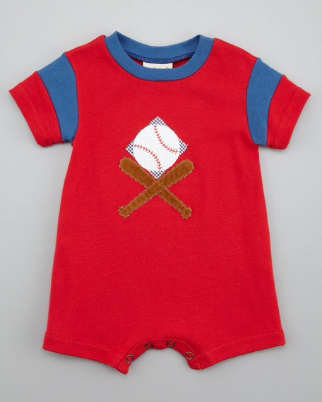 Ballpark Short Bodysuit