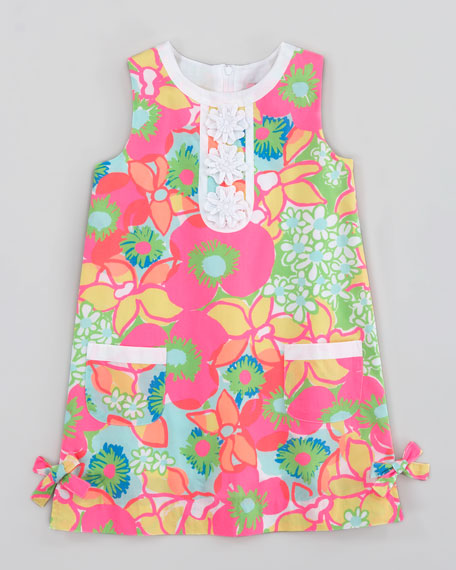 Ice Cream Social Little Lily Classic Shift Dress
