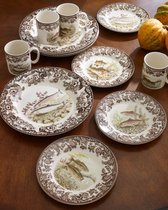 Nautical and Beach Dinnerware