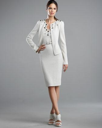 Женские деловые костюмы (пиджак и юбка) представлены на фото в нашем Люция - интернет-магазин женской одежды