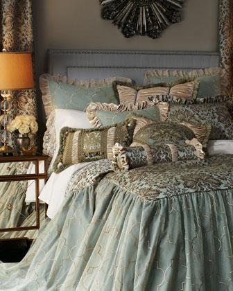 Velvet Bed Linens | Neiman Marcus | Velvet Comforters, Velvet