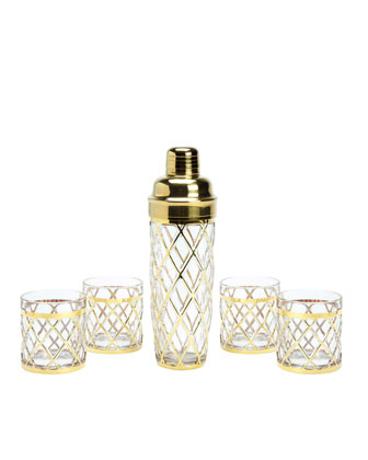 joseph altuzarra cocktail shaker - old fashioned glasses - gold bar ware - NM + Target Collection - Neiman Marcus + Target Collection - Target + Neiman Marcus Collection - reviews recommendations - best items - best holiday gifts 2012