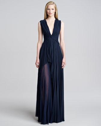 Winter Ball Gown