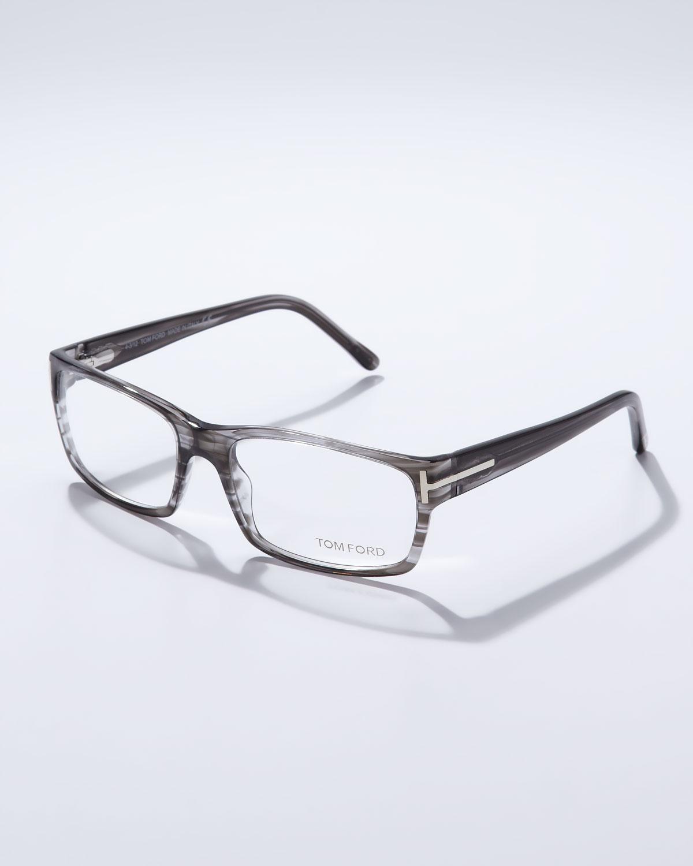 5144d44557e N20DJ Tom Ford Square Frame Fashion Glasses