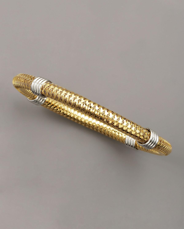O4956 Roberto Coin Primavera Bracelet, Yellow Gold