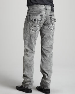 True Religion Ricky Marled Super-T Jeans