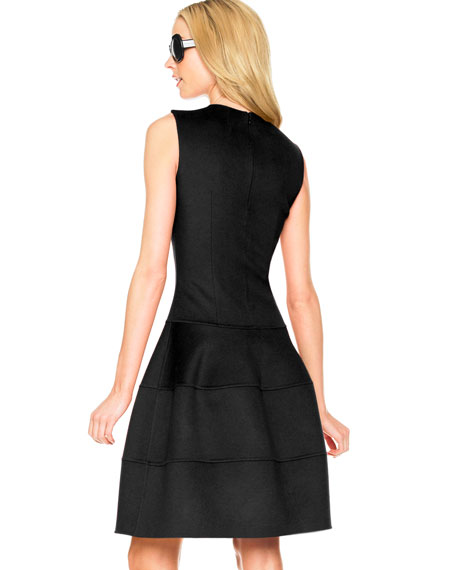 Cashgora Bubble Dress
