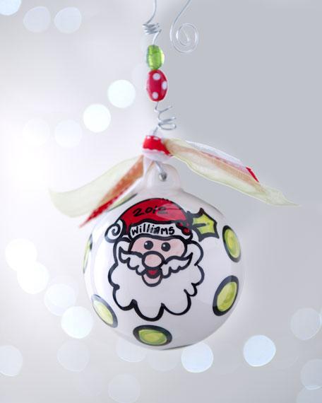 Personalized Ball Ornament