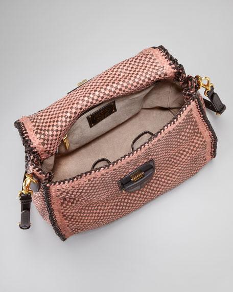 Madras Woven Bag
