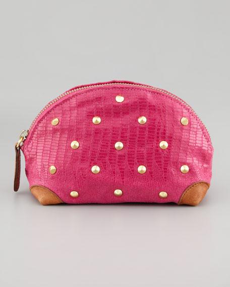 Irina Stud Cosmetic Bag