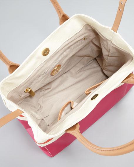 Dipped Mini Beach Tote Bag