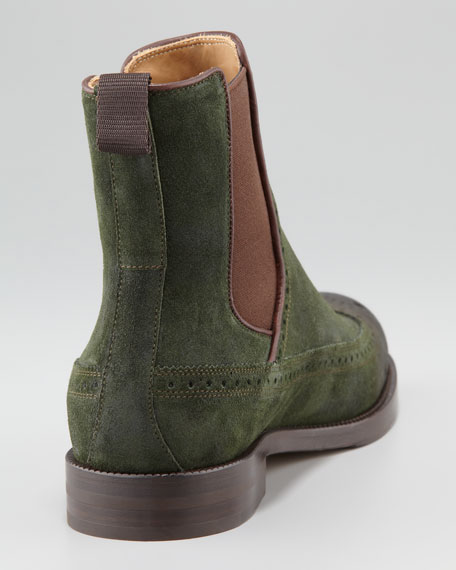 Chelsey Suede Boot