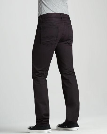 Slimmy Dark Merlot Jeans