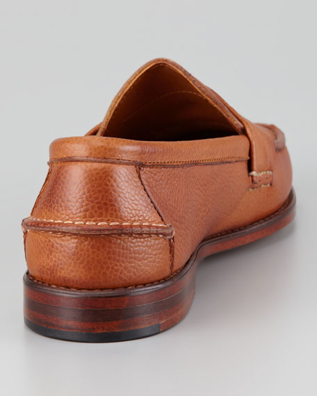 Eltham Penny Loafer, Tan