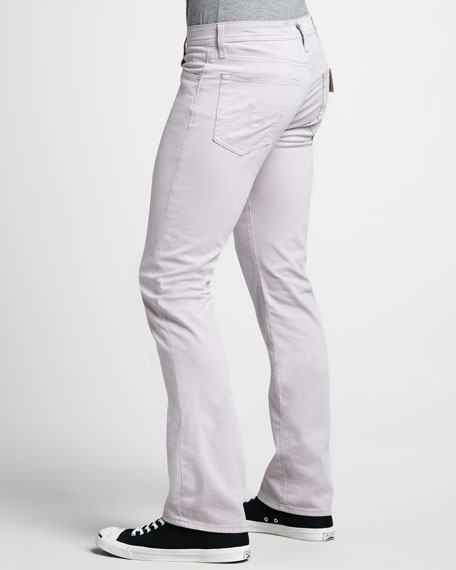 Protege Straight Lilac Jeans