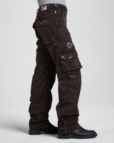 Robin's Jean Military Cargo Pants