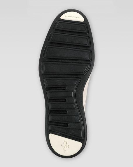 LunarGrand Wing-Tip, White/Black