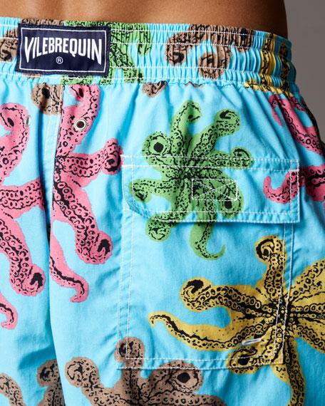 Okoa Octopus Board Shorts