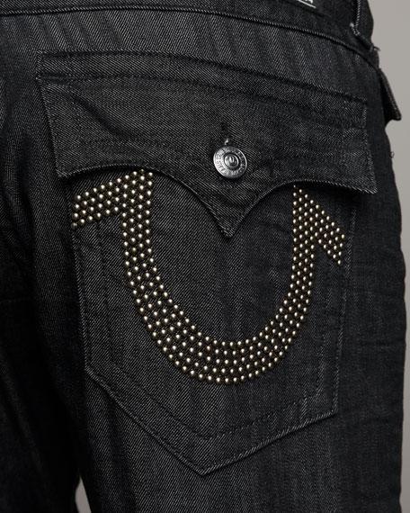 Ricky Stud-Pocket Jeans