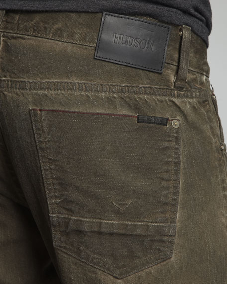 Byron Brown Selvedge Jeans