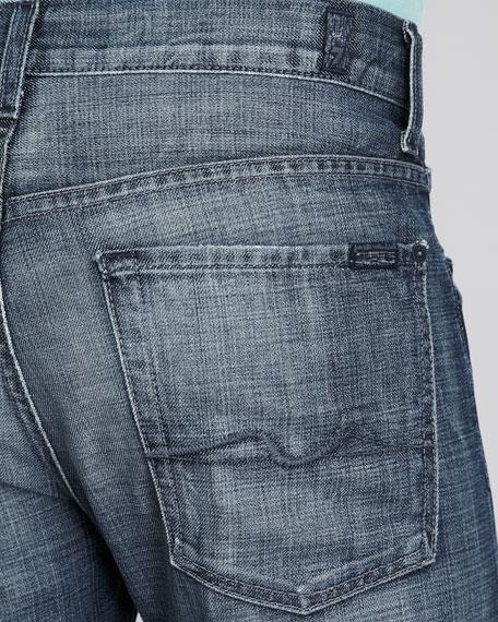 Standard Dark Blue Jeans