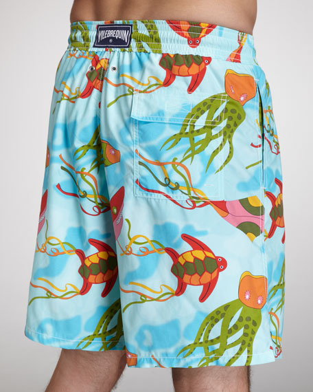 Okoa Under the Sea Boardshorts