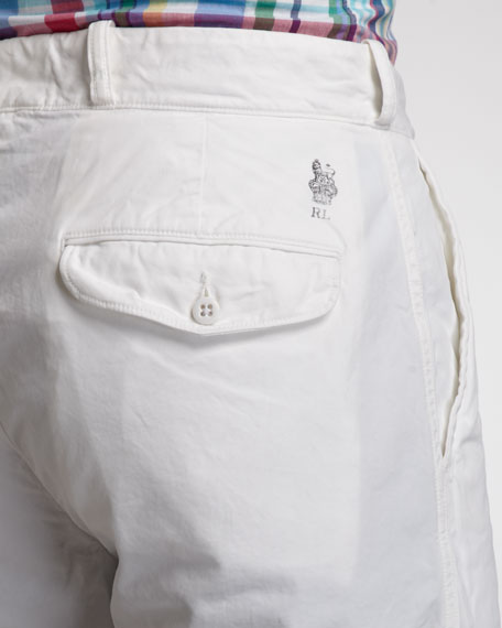 Slim GI Shorts, Baxter Cream